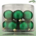 50/14 PET zielony mat