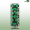 60/24 PET zielony mat