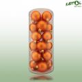 60/24 PET pomarańczowy mat