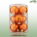 70/9 PET pomarańczowy mat